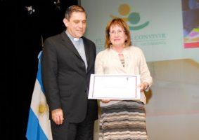 Recibimos el Premio al Emprendedor Solidario