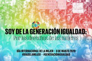 Somos la #GeneracionIgualdad