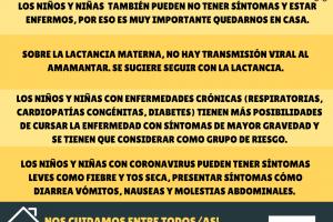 #niñosencuarentena