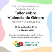 Taller de Violencia de Género