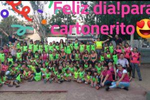 7° Aniversario de Cartoneritos