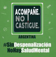 #AcompañeNoCastigue